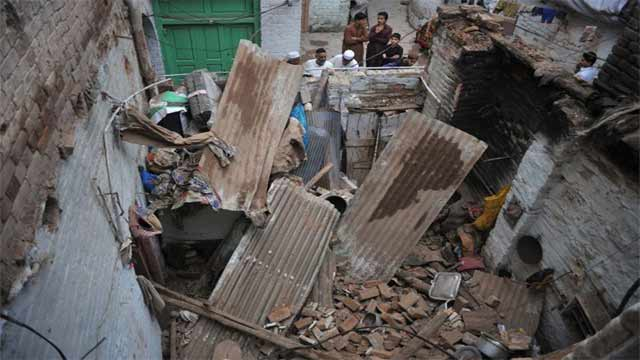 Seven Killed, Roof Collapsed in Sheikhupura