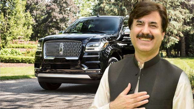 PM Khan's Austerity Drive in Danger as KP Minister Imports Luxury Vehicle