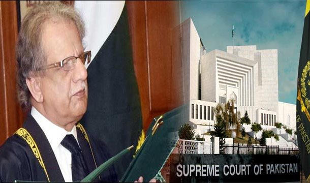 Justice Sheikh Azmat Sworn In as Acting CJP