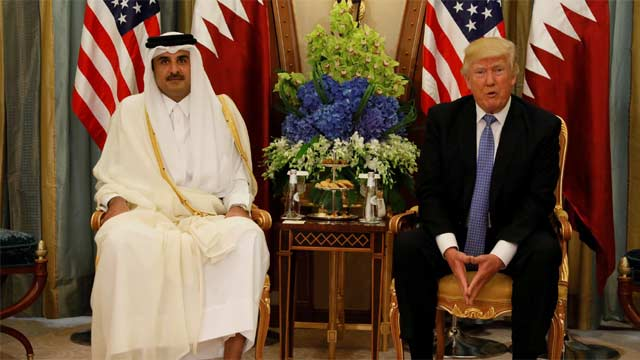 Qatar and US President will Meet on 9 July.