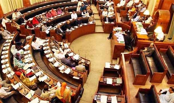 Sindh Assembly Building was the Target of Terrorists: Sources