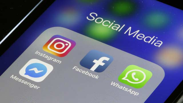 Social Media Networks Back Online After Suffering Global Outage