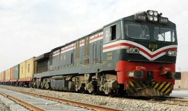 Train Collided with Car at Railway Crossing in Mirpur Mathelo