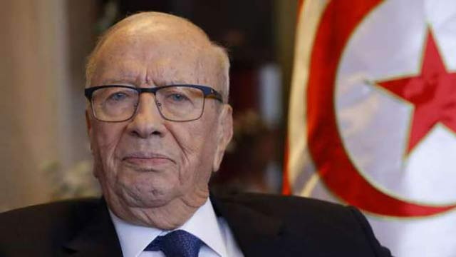 Tunisian President Beji Caid Essebsi Dies at 92