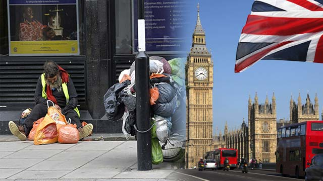 4 Million People are Living in Poverty in UK