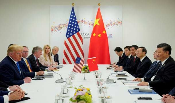 Top-Level US-China Trade Talks Expected In Next Week