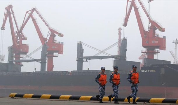 US Sanction Zhuhai Zhenrong Co. Over Alleged Iran Violations