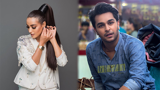Iqra Aziz was Called Out for Copying Ariana Grande and Asim Azhar Was Not Having it