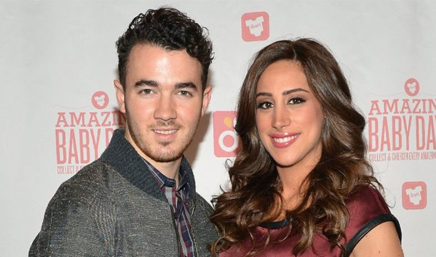 Kevin Jonas and his Wife, Danielle Deleasa Celebrate the 10th Anniversary of their Engagement
