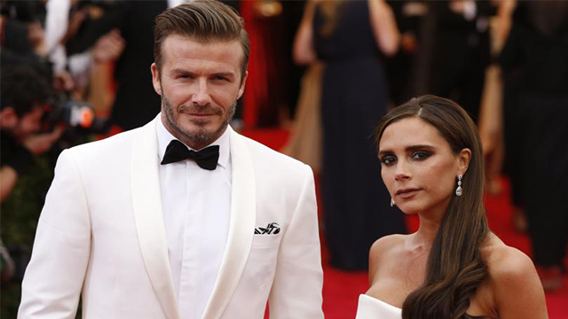 Victoria Beckham Wishes her Husband a Happy Anniversary, as well as Announces her Decision to quit Spice Girls