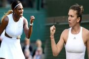 Serena, Halep Set Eyes on Wimbledon Title
