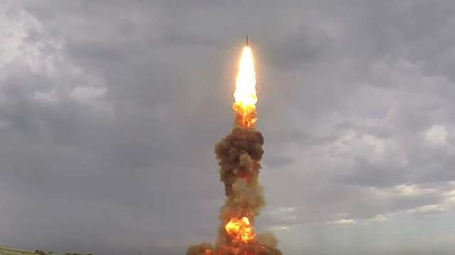 Russia Successfully Tests New Anti-Ballistic Missile