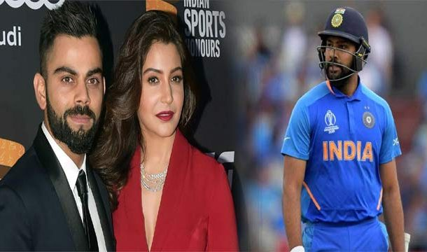 Here's How Anushka Reacted After 'Rohit Sharma' Unfollowed Kohli?