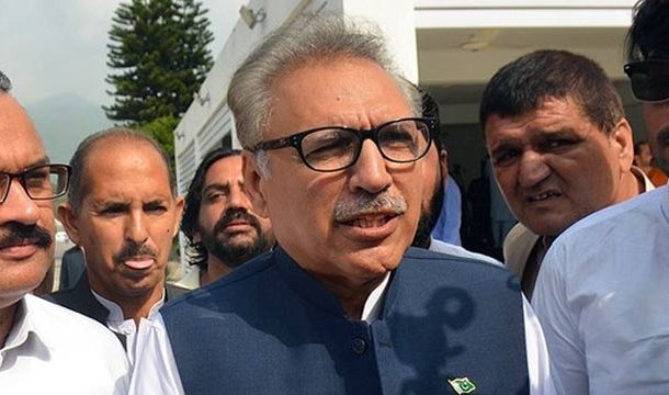 Arif Alvi, Underlining the Research on Alternative Sources of Energy