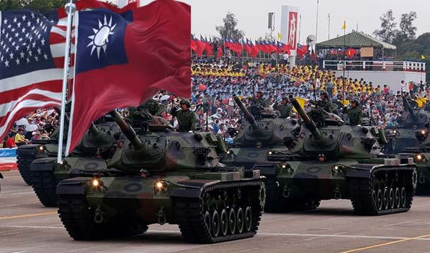 China Urges US To Revoke $2.2 billion Arms Sales to Taiwan