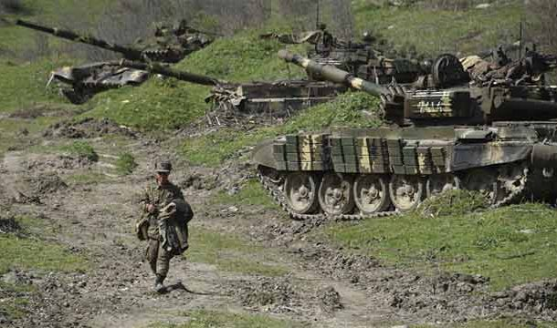 Blast at Azerbaijan Military Base, Two Soldiers martyred