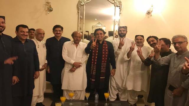 Ghotki By-Polls Give Clear Message to Selected Govt: Bilawal