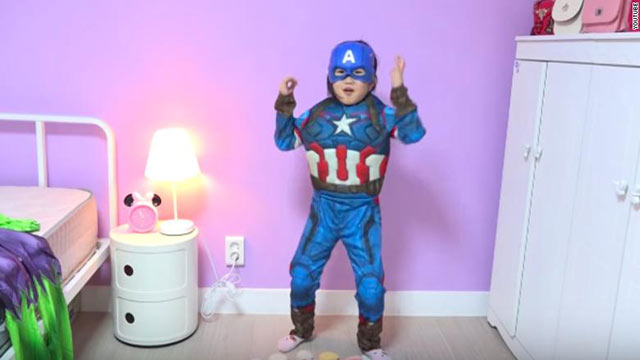 Six-Year-Old YouTube Star Buys $8m Property