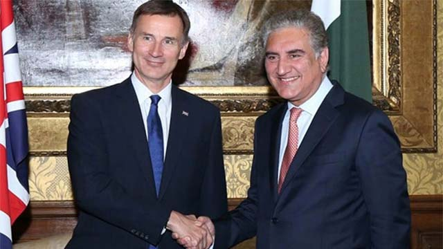Minister of Foreign Affairs Leaves for UK