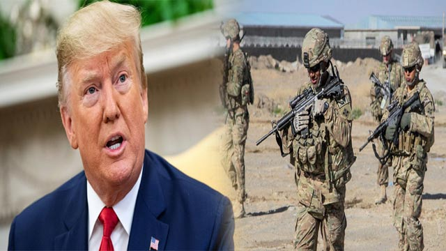 Trump Wants Troops Withdrawal From Afghanistan Before Elections