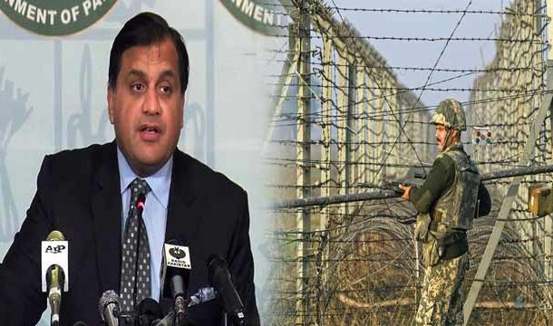 Pakistan Lodges Protest With India Over Ceasefire Violations