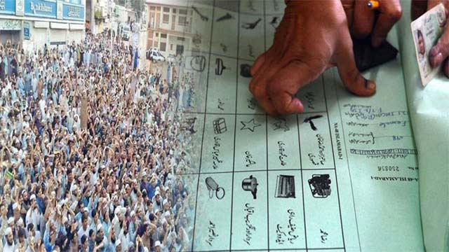 Polling For 16 KP Assembly Seats Underway