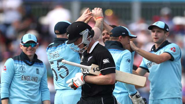 ICC WC: England Secures Semi-Final Spot After Beating NZL