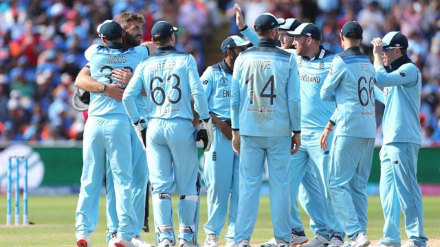 England Beat India To Keep Semi-Final Hopes Alive