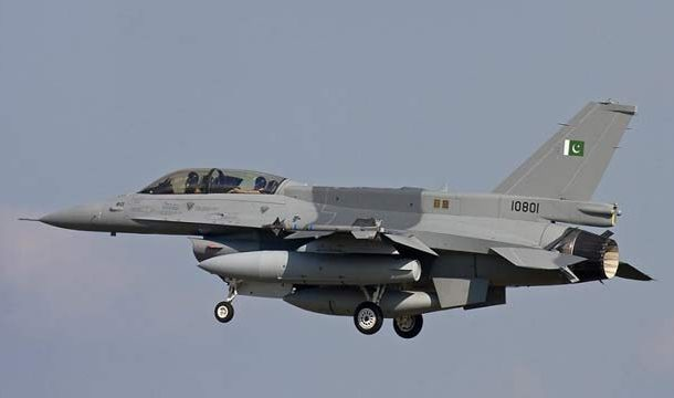 US Approves Sales Worth $125 Million to Support Pakistan's F-16