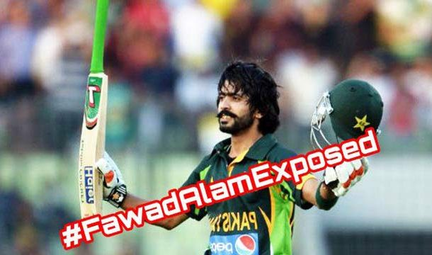 Here's The Story Behind 'Fawad Alam Exposed'