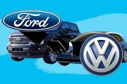 Volkswagen and Ford Join Hands For Electric, Automated Cars