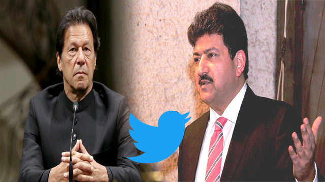 Media Censorship or Something Else ? Why PM Khan Unfollows Hamid Mir ?