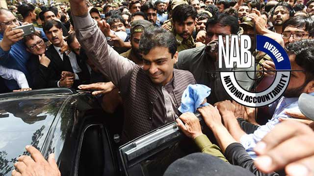 Hamza Shehbaz's Physical Remand Extended For 10 Days