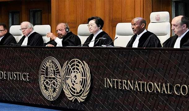 ICJ Verdict: Rejects India's Plea for Kulbhushan's Return