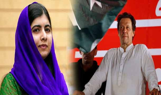 Imran Khan, Malala Among World's Most Admired People of 2019