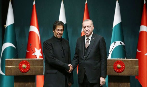 PAK, Turkey Vow to Strengthen Bilateral Collaboration in Diverse Fields
