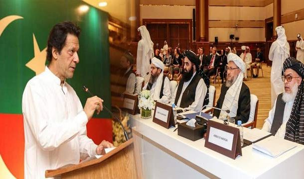 Afghan Taliban Ready to Meet PM Imran If Formally Invited