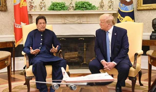 US State Department Terms PM Khan, Trump Talks 'Successful'