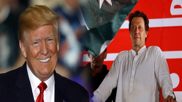 White House Confirms Imran-Trump Meeting