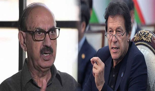 PM Khan Takes Notice of Irfan Siddiqui's Arrest: Firdous Ashiq