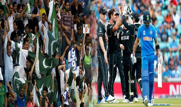 Pakistanis React to India's Humiliating Defeat in WC Semi Final