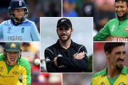 No Pakistani Included in ICC World Cup Team