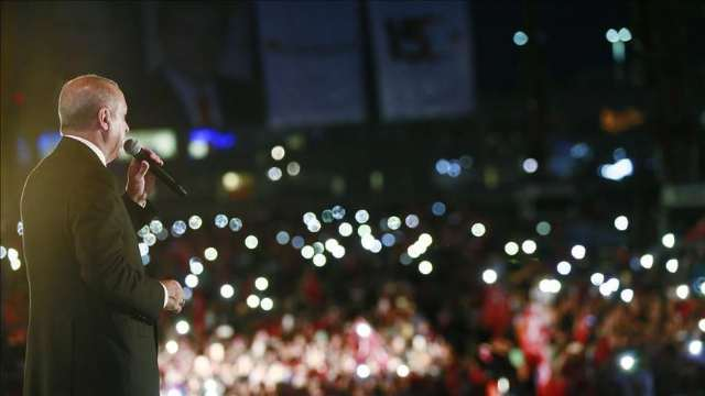 Turkish President Marks 3rd Anniversary of Coup Attempt