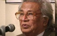 Eminent Poet Himayat Ali Shair Passes Away