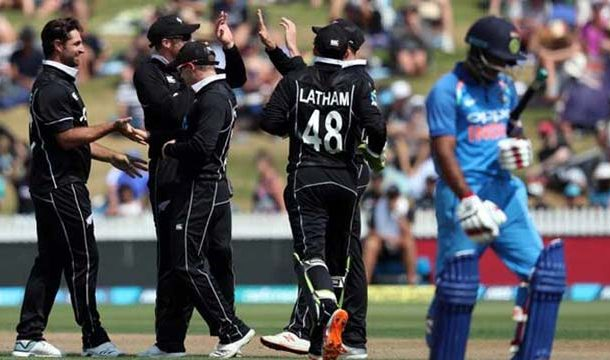 New Zealand Clips India's Wings in ICC World Cup