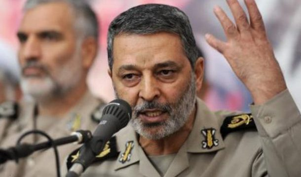 Iran Army Chief, Not Looking for War with any Country