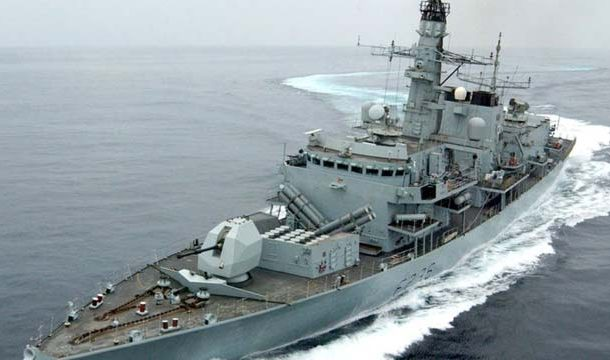 Iranian Boats Attempted to Intercept British Tanker