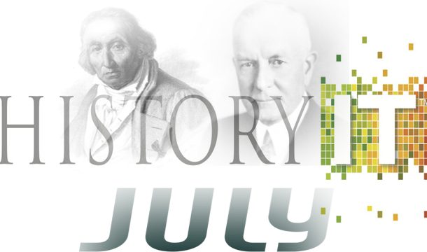 History of Information Technology in July.