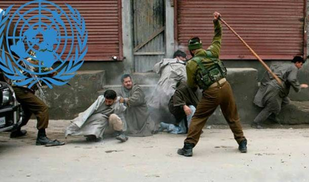 UN Report Calls For Probe Into Human Rights Violations in IOK