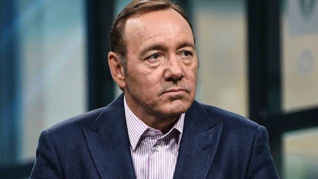 Civil Case Dropped Against Actor 'Kevin Spacey'